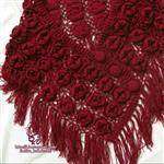 شنل گل های رز
