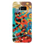 ZeeZip Poetry And Graph 491G Cover For Samsung Galaxy S8 Plus
