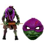 Vate Toys Ninja Turtles Donatello Mask And Figurs