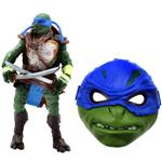 Vate Toys Ninja Turtles Leonardo Mask And Figurs