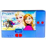 Frozen Buttons 04 Pencil Case
