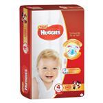 پوشک نوزاد سایز 4 (42 عددی) دخترانه هاگیز Huggies