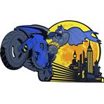 Decofun Batman 1 Piece Foam Sticker
