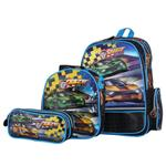 Duk 215AT-18 Backpack 3 Pieces Set