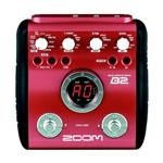 Zoom B2 Pedal For Guitar