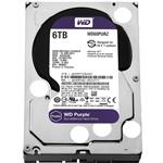 Western Digital Purple WD60PURZ Internal Hard Disk - 6TB