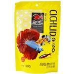YI KOU HONG Cichlid Fish Food - 120gr
