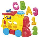 Navystar Musical Sorter Train Toys