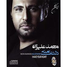آلبوم موسيقي دلت با منه - محمد عليزاده