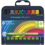 روان نویس 8 رنگ اشنایدر مدل Link-It