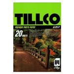 Tillco Premium Photo Paper A4 Pack of 20