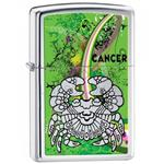 فندک زیپو مدل Zodiac Cancer کد 24934