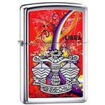 فندک زیپو مدل Zodiac Libra کد 24937