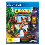 Crash Bandicoot GAME for PS4