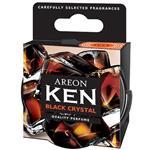 Areon Ken Black Crystal Car Air Freshener