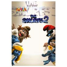 Afra The Smurfs 2.1 50 Sheets Notebook
