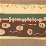 Baya Tokhmemorghi B12-10 Fabric Furniture