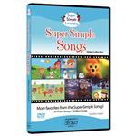 فیلم آموزش زبان انگلیسی Super Simple Songs انتشارات نرم افزاری افرند