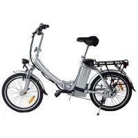 دوچرخه برقی تاشو E18