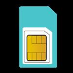 MCI 4G Sim Card USIM