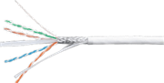 KNET CAT6 305M CUPPER S.F.T.P CABLE