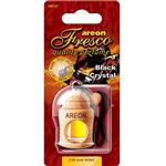 Areon Fresco Black Crystal Car Air Freshener
