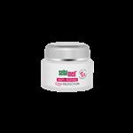 کرم محافظ ضد چروک صورت Q10 سبامد مناسب انواع پوست 50 گرم
