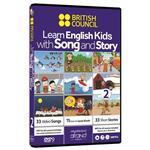 فیلم آموزش زبان انگلیسی کودکان با شعر و داستان 2  انتشارات نرم افزاری افرند