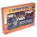 ماشین بازی مدل Police Action Team