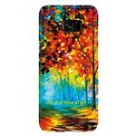 ZeeZip Poetry And Graph 475G Cover For Samsung Galaxy S8