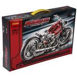 ساختني دکول مدل Motorcycle 3354