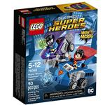 Marvel Super Heroes Mighty Micros Superman VS Bizarro 76068