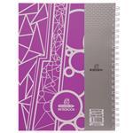 Classmemo Geometric Homework Notebook