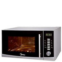 Midea MW F282EFPW Microwave 