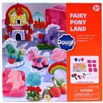 خمیر بازی پلی گو مدل Dough Fairy Pony Land 8767