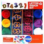 کیت آموزشی پلی گو مدل Letter Dough Kit 8780