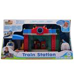 Happy Kid Train Station Educational