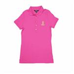 پولو شرت زنانه پولو مدل Pig Pony Logo