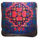 کیف دوشی زنانه گالری وستای مدل گلستان کد 91026