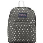 Jansport Shady Grey/White Backpack