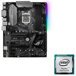 ASUS ROG STRIX B250F GAMING Motherboar with Intel Skylake Core i3-6100 CPU