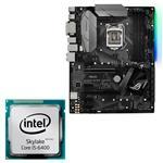 ASUS STRIX Z270H GAMING Motherboard with Intel Skylake Core i5-6400 CPU