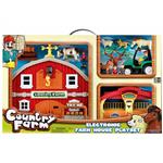 Keenway Country Farm 30824 Toy Set