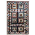 فرش ماشینی شنل پرسان کد 1405