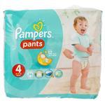 پوشک پمپرز مدل Pants سايز 4 بسته 24 عددي