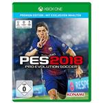 PES 2018 for XBOX