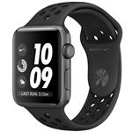 Apple Watch 2 Nike Plus 38mm Space Gray Aluminum Case with Anthracite/Black Band