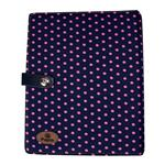 Papia 1001 Polka-Dot Ring Binders Notebook
