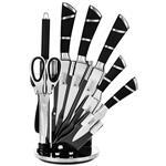 ست چاقوي 9 پارچه سونو مدل SN008