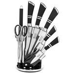 ست چاقوي 9 پارچه سونو مدل SN003